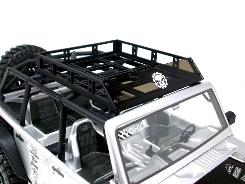 Gear Head RC 1/10 Scale Rubicon Roof Rack
