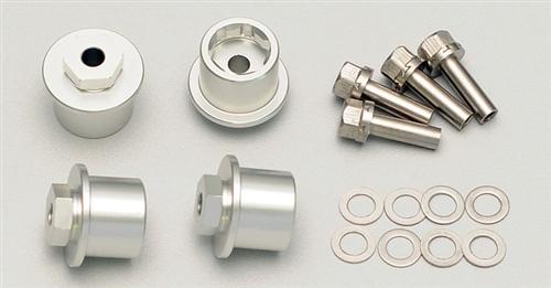 Rc Wheel Extenders : Rc wd mini mm wheel widener