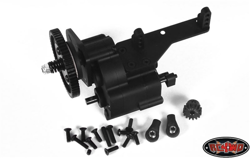 Rc4wd Ax2 2 Speed Transmission For Axial Wraith Amp Scx10 Honcho