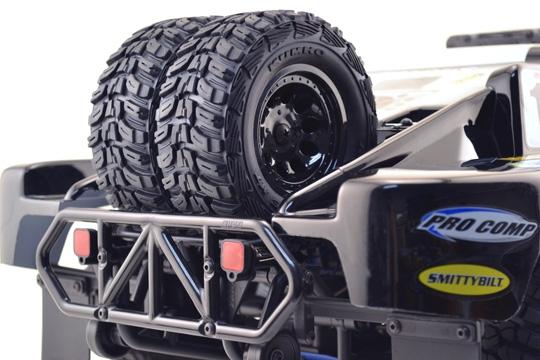 Rpm Spare Tire Carrier Black Slash 2wd 4x4