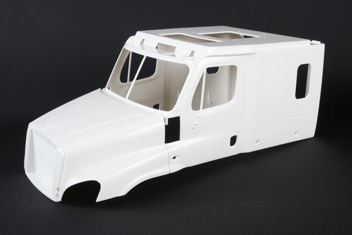 Tamiya Freightliner Cascadia Body Shell