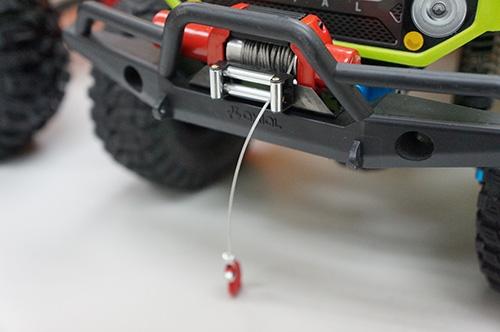 yeah racing 1 10 rc rock crawler hd steel wired winch type c