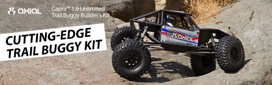 Reserve Schrauben-Set für Axial Capra 1.9 Unlimited Trail Buggy screw kit