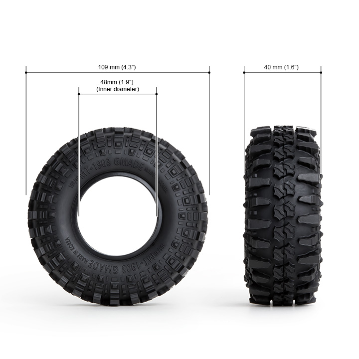 gmade mt 1903 off road tires 2. Black Bedroom Furniture Sets. Home Design Ideas