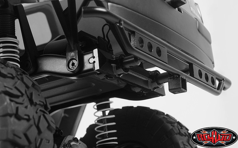 RC4WD Aluminum Rear Bumper Mount Conversion for Traxxas TRX4