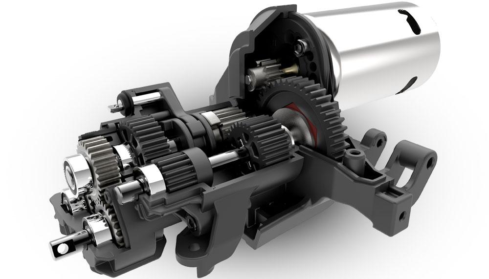 TRX-4 SCALE CRAWLER 1/10 4WD TRAXXAS RTR - Denkit Hobbies