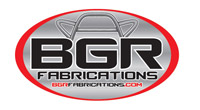 BGR Fabrications SCX10 Front wide trailbar bumper w/tube gussetts